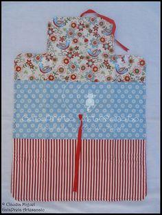 "Conjunto de maternidade ""Bluebirds Cottage"""
