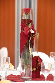 65 Best Traditional African Wedding Centerpieces And Decor