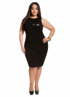 88c78fdd2a2 Ashley Stewart Sequin Dress Plus Size Sequin Dresses