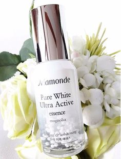 Mamonde Pure White Ultra Active Whitening Capsule Essence 40ml #Mamonde