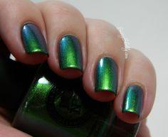 I Love Nail Polish Ultra Chromes ~ Mutagen