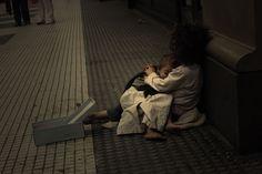 Heartwrenching: homeless children. Photo #8 by Alex (elfon)