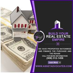 Where do you want to live? We have the properties you need and the money to finance you. Visit http://ift.tt/1Yam6MX or Call (973) 348-5566  We Finance Hard Money Fix and Flips Commercial and are Direct Lenders for FHA VA and Conventional Purchases! CALL NOW FOR ALL REAL ESTATE FINANCING NATIONWIDE!  #RealEstate #Realtor #mortgagelender #hardmoneyloans #hardmoney #loanoriginators #mortgages #loanofficers #commercialrealestate #los #mortgage #deals #Housing #Listing #interestrates #buy #money…