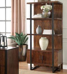 Terra Vista Bookcase/Pier   Riverside   Home Gallery Stores