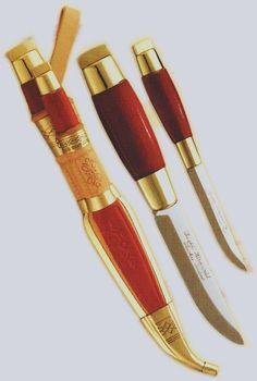 Iisakki Järvenpää, Härmän puukko 1776, Finland knife