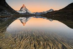 行ってみたい場所        マッターホルン――スイスアルプスの象徴(スイス・ツェルマット)