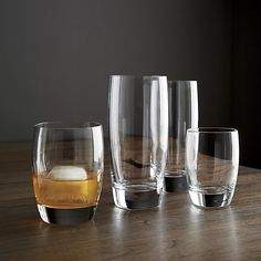 Otis Highball Glass | Crate and Barrel