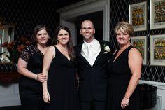 Our four Children, Kim, Tim, Ashley & Sarah