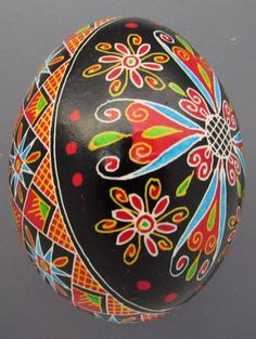 "Pysanka, Real Ukrainian Easter Egg pysanky A note on pronunciation, despite what you may have heard on television, a supplier of pysanky tools or from an instructor in a local class, ""Pysanka"" is correctly pronounced ""Pih-sahn-kah""  with the plural ""Pih-sahn-kih"". All with short vowels.  The term ""pysanky"" is not, never was, nor will it ever be correctly pronounced ""pie-SAN-kee or pizz-an-ki"""