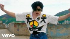 They Don't Care About Us >  (Brazil Version)   as recorded by Michael Jackson  Official Video