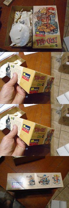 Monster 1192: Monogram Fred Flypogger As Flipout Model Kit Ed Roth Rat Fink Stanley Mouse 1965 -> BUY IT NOW ONLY: $279 on eBay!