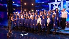 Meet the St Lawrence's Primary School Choir and prepare to be dazzled by their beautiful vocals. If you're a Willy Wonka fan then this is the act for you, turns out Simon Cowell loves it too! Ethiopian Music, Britain Got Talent, St Lawrence, Willy Wonka, Too Cool For School, The St, Primary School, Choir, Imagination