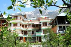 Madhu Sangla by Nature Sangla Madhu Sangla by Nature offers pet-friendly accommodation in S?ngla. The resort has a barbecue and terrace, and guests can enjoy a meal at the restaurant.  Every room is fitted with a flat-screen TV with cable channels.