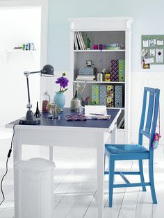 Great office - craft room!