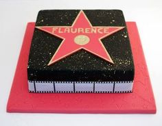 hollywood walk of fame cake - Google Search
