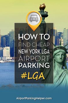 Amazing tips for LGA airport parking to help you save big. Click to read tips, compare rates and easily book online. AirportParkingHelper.com offers multiple ways to find cheap New York LaGuardia airport parking rates, LGA airport parking coupons and deals. Trying to save money when traveling from New York? This is a great resource to keep handy.