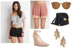 Outfits Under $100: 3 Chic Ways to Wear Off-the-Shoulder Tops - College Fashion