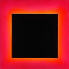 José MAría Yturralde Eclipse, 1987-2006. Acrílico sobre lienzo.