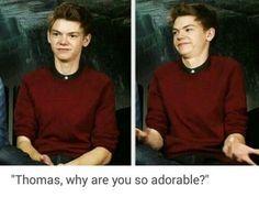 ahaha i love him
