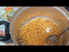 Como fazer pipoca sem óleo nem sal na panela / pipoca fit - YouTube Low Carb, Snacks, Vegetables, Diy, Cakes, Gourmet Popcorn, Sage Kitchen, Popcorn Balls, Diets