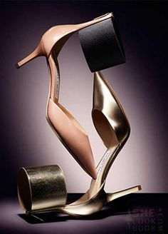 Pump shoes Jimmy Choo Fall Winter Collection New Look Shoes