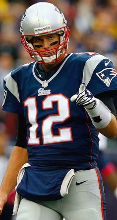 TOM BRADY from the NEW ENGLAND PATRIOTS-Brady's 20 playoff wins are the most by a quarterback in league history. His .714 win percentage is the highest of quarterbacks with at least 20 playoff starts. In those games, Brady has passed for a total of 7,017 yards, 49 touchdowns and 24 interceptions.
