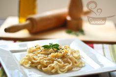 Fettucine Al fredo Molho Alfredo, Pasta, Home Chef, Macaroni And Cheese, Easy Meals, Easy Recipes, Ale, Recipies, Favorite Recipes