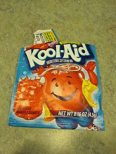 Been There, Pinned That: Kool-Aid Cookies Washable Hair Color, Snack Recipes, Snacks, How To Eat Better, Elegant Cakes, Kool Aid, Pop Tarts, Kids Meals, Crafts For Kids