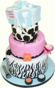 Birthday Cakes for teens