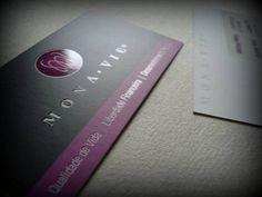 Cartão de Visitas Laminação Fosca Bopp + Verniz Localizado