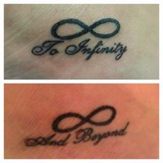 Tattoo with the bestie