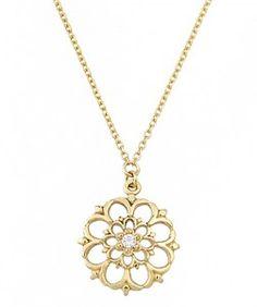 Ροζ χρυσό κολιέ με μοτίφ. Υπάρχει και σε κίτρινο χρυσό. Ένα κομψό και μοντέρνο κόσμημα για κάθε στιγμή. Gold Necklace, Pendant Necklace, Jewelry, Jewellery Making, Jewels, Jewlery, Gold Necklaces, Jewerly, Jewelery