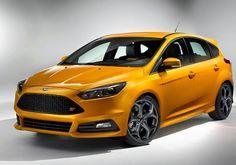Ford presentó el nuevo Focus ST del 2015 - Automotor