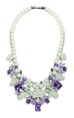 Baltimore Buzz Necklace by Ek Thongprasert Now Available on Moda Operandi