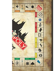 How to Make Harry Potter Monopoly