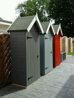 Garden shed, Sentry Box. Delivered and erected free on Merseyside in Garden & Patio, Garden Structures & Shade, Garden Sheds | eBay