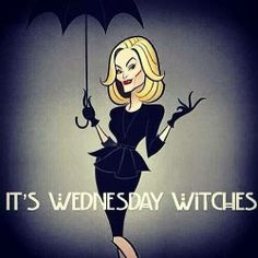 It's Wednesday, Witches.  #AHS #Coven