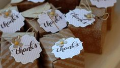 Gift Box Punch Board from Stampin' Up!