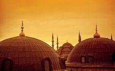 Pretty sultan ahmed mosque