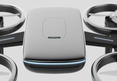volt car-charging drone re-juices your vehicle wherever you are