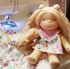 Process Waldorf Dolls, Harajuku, Teddy Bear, Toys, Animals, Style, Fashion, Activity Toys, Swag