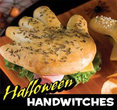Halloween | Rhodes Bake-N-Serv
