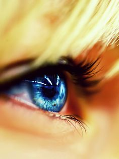 Eyes are the Windows into the Soul <3