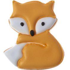 fox fero cookie cutter 7cm