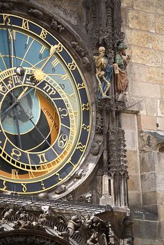 Prague, Czech Republic  The Anatomical Clock is a must see when you visit P.S. I got to see it change at 11pm when I went. Prague is definitely my favorite place to have traveled!