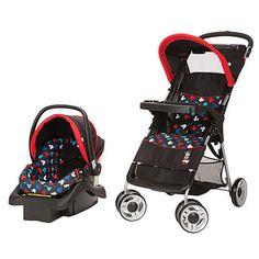 Mickey Mouse Travel System Car Seat Stroller Baby Infant Rear Facing Disney Boy  #Disney