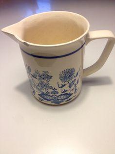 Vintage ceramic jug - Staffel Limburg - Echt Dom-Keramik More great findings to be found here  https://www.etsy.com/shop/vintagedeerstedt?ref=search_shop_redirect