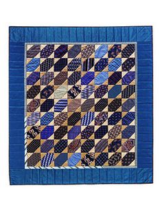 Additional Images of Necktie Quilts Reinvented by Christine Copenhaver - ConnectingThreads.com