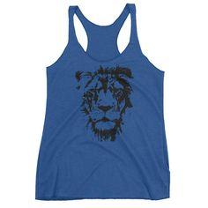 Wild Cat 'Lion' Women's Tank Top