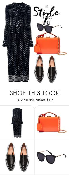 """happy saturday"" by omahtawon ❤ liked on Polyvore featuring STELLA McCARTNEY, Mark Cross and H&M"